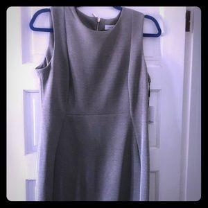 Calvin Klein shift dress